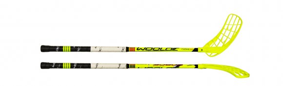 95  580x WOOLOC FORCE 32 neon yellow JUNIOR FORCE 3.2 YELLOW JR