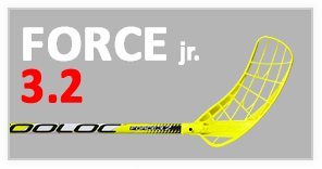force new jr ico FLOORBALL STICKS