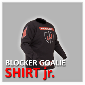 shirt jr GOALIE EQUIPMENT