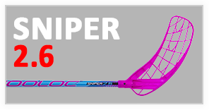sniper ico FLOORBALL STICKS