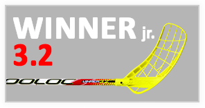 winner new jr ico FLOORBALL STICKS